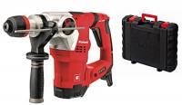 Einhell 4257940 TE-RH 32 E Martello Perforante, 4 Funzioni, 1250 W, Fermo Girevole, Nero/Rosso/Argento