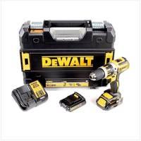 Dewalt Dcd795S2-Qw - Trapano Avvitatore Brushless A 2 Velocità Con Percussione 18V