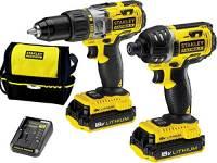 Kit Avvitatore a batteria FMC625 e avvitatore a impulsi FMC645 18V LI-Ion FMCK461C2 FATMAX®