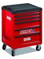USAG 516 SP6V U05160006 Carrello Start, 6 Cassetti