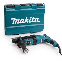 Makita HR2630 - Martillo ligero 26mm 3 modos