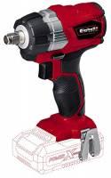 Einhell TE-CW 18 Li BL-solo Avvitatore a Impulsi a Batteria, 2900 RPM, 18 V, Rosso