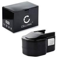 CELLONIC® Batteria Premium 12V, 3Ah, NiMH Compatibile con Milwaukee LokTor P 12 P/LokTor P 12 PX/LokTor P 12 T Batterie di RicambioPBS 3000 accu Sostituzione Strumento sostituto