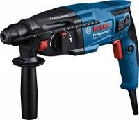 Bosch Professional 06112A6000 GBH 2-21, Blu, im Handwerkerkoffer