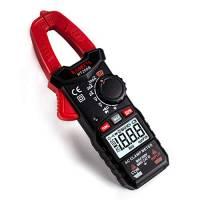 Pinza Amperometrica, Pinza Multimetro Gamma automatica , Misurazione della corrente CA, Tensione CA / CC, Resistenza, Continuità, Diodo, Capacità
