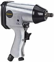 """STANLEY 160157XSTN Kit Avvitatore ad impulsi in valigetta, 1/2"""" con 10 bussole, Velocità 4600/min"""