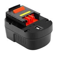 Joiry 12V 3.5Ah NiMH Sostituire Batteria per Black & Decker A12 HPB12 A12E A12-XJ A12EX FSB12 FS120B FS120BX A1712 B-8315 BD-1204L BD1204L BPT1047