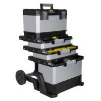 Stanley FatMax 1-95-622 Carrello Porta Utensili, Metallo e Polipropilene (plastica)