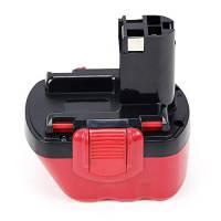 POWERGIANT Batteria Bosch 12V 3Ah 2607335273 2607335709 2607335531 2607335274 2607335675 2607335261 2607335542, Batterie per avvitatore Bosch PSR 12, GSR 12V, GSR 12-2, PSR 12VE-2