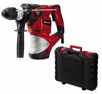 Einhell TH-RH 1600 Martello perforatore, 4 Funzioni, Rosso