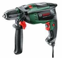 Bosch 603131100 Universal Impact 800 - Trapano Battente, Funzione KickBack Control, 800 W, 230 V, Verde