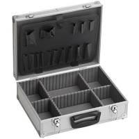 Max-Power Valigetta Alluminio, 395X300X130 mm, 4 unità